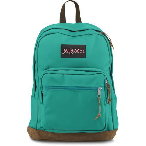 JanSport Right Pack 31L Backpack (Spanish Teal) JS00TYP701H