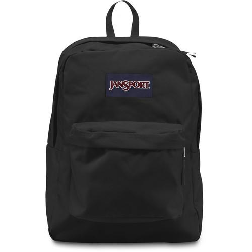 JanSport SuperBreak 25L Backpack (Black) JS00T501008