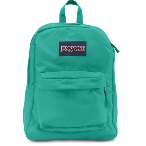 JanSport SuperBreak 25L Backpack (Spanish Teal) JS00T50101H