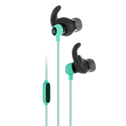 JBL JBL Reflect Mini Earbud Sport Headphones JBLREFMINITEAL