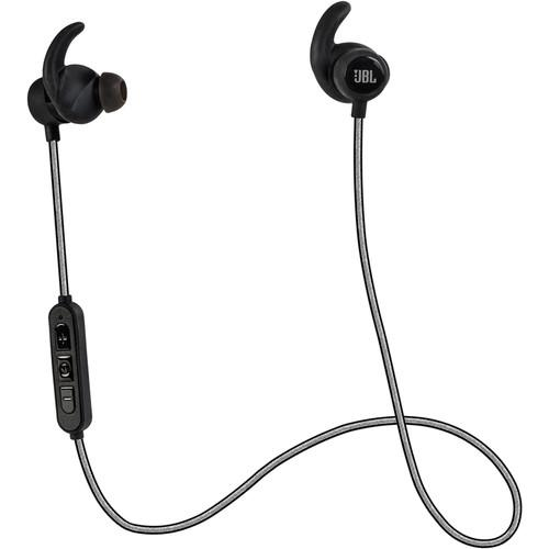 JBL JBL Reflect Mini Wireless Earbuds (Black) JBLREFMINIBTBLK