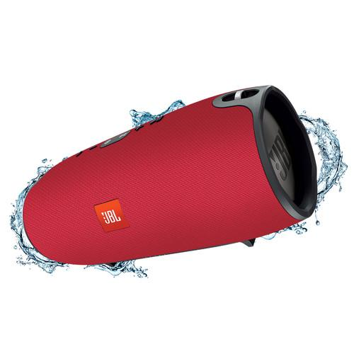 JBL Xtreme Portable Bluetooth Speaker (Red) JBLXTREMEREDUS
