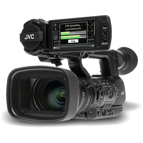 JVC GY-HM650SC ProHD Sports Coaching Camera GY-HM650SC