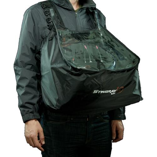 K-Tek  KSRB1 Rain Bib for Stingray Harness KSRB1