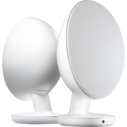 KEF EGG Wireless Digital Music System (Pure White) EGGWH