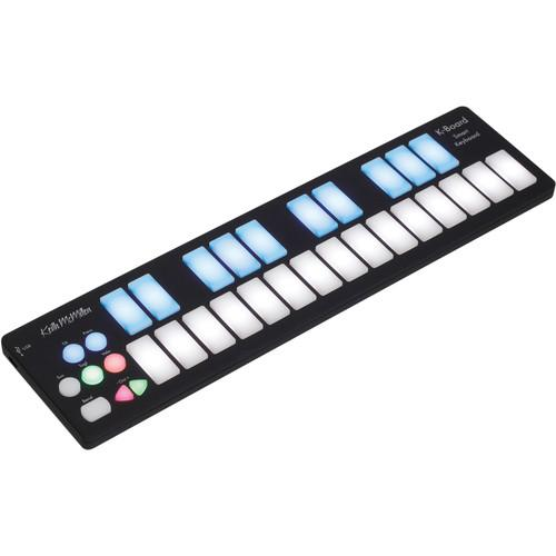 Keith McMillen Instruments K-Board USB MIDI Controller K-716