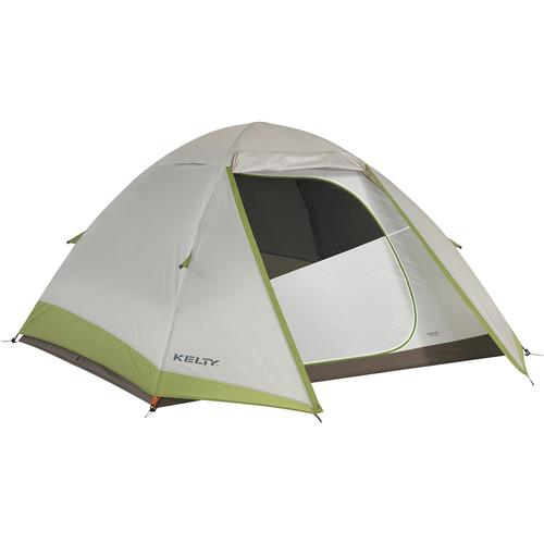 Kelty Gunnison 4-Person Tent Kit with Sleeping Pad