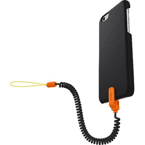 Kenu Highline Case and Security Leash for iPhone KNU-HL6-OR-NA