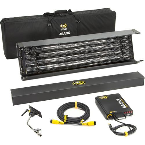 Kino Flo 4Bank Select 4' 1-Light Kit KIT-484B-120U