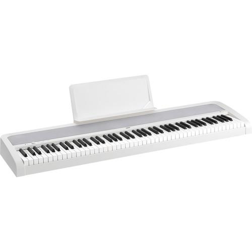 Korg  B1 - Digital Piano (White) B1WH