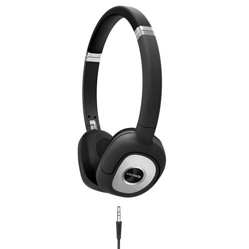 Koss SP330 On-Ear Headphones (Black/Silver) 186230