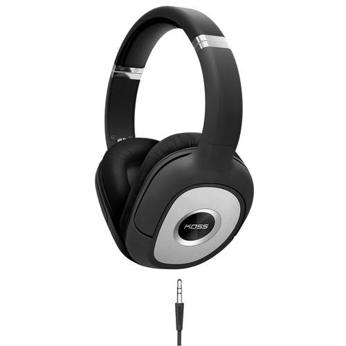 Koss SP540 Full-Size Isolating Headphones (Black/Silver) 185216