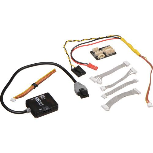 KumbaCam FPV Plug-n-Play Adapter Kit with iOSD for DJI KC1031