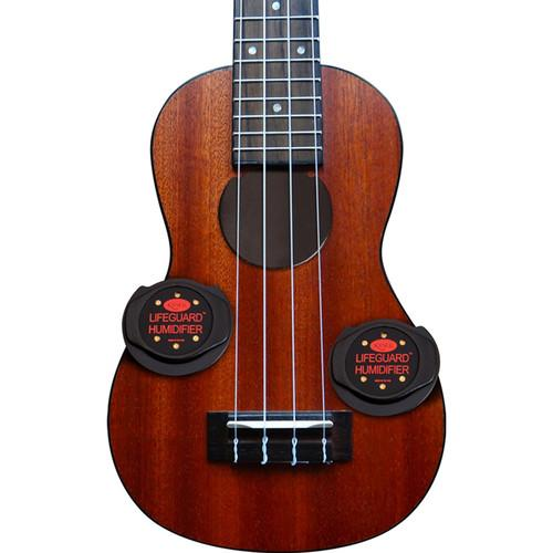 KYSER Lifeguard Humidifier for Concert Ukuleles KLHU1A