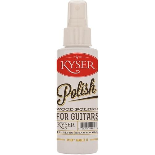 KYSER  Wood Polish for Guitars (4 oz) KDS500