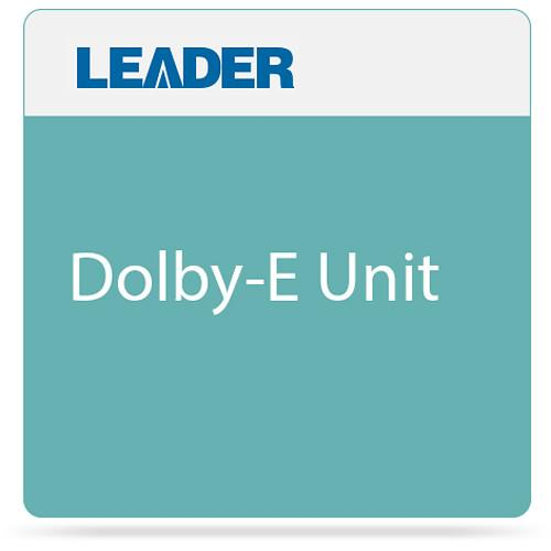 Leader  Dolby-E Unit VC7000001