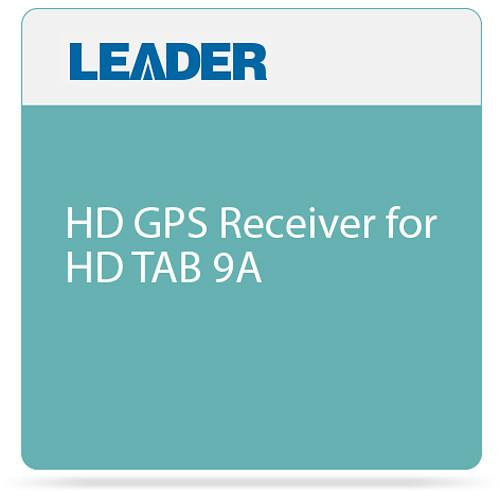 Leader HD GPS Receiver for HD TAB 9A HD GPS RECEIVER