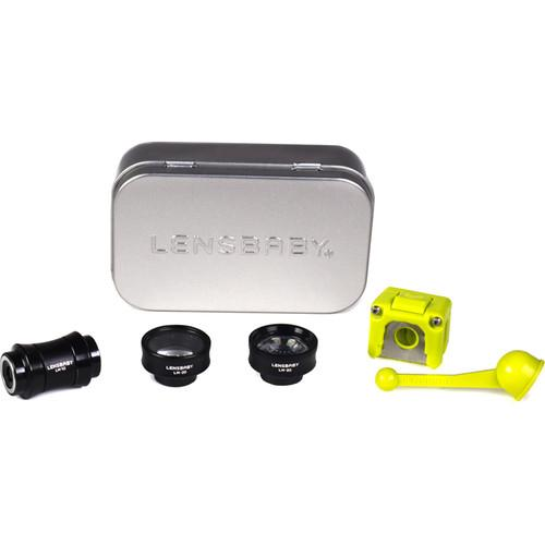 Lensbaby Deluxe Creative Mobile Lens Kit for iPhone 5/5s LBDMK5