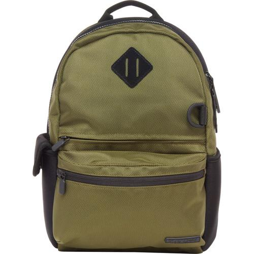 LEXDRAY San Diego Pack Bag (Olive/Black) 14106-ON