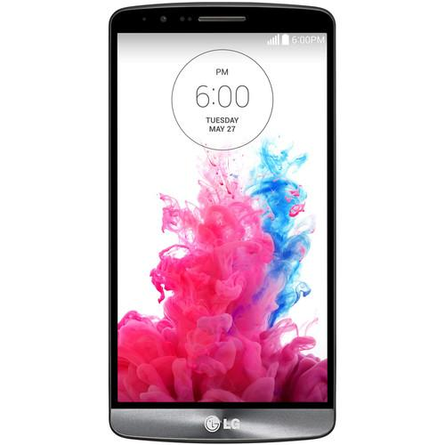 LG G3 D851 32GB T-Mobile Branded Smartphone D851-32GB-BLK