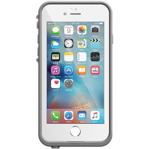 LifeProof frē Case for iPhone 6s (Avalanche White) 77-52564