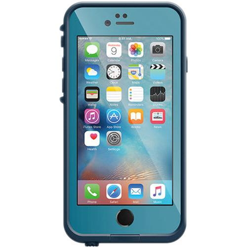 LifeProof frē Case for iPhone 6s (Banzai Blue) 77-52566
