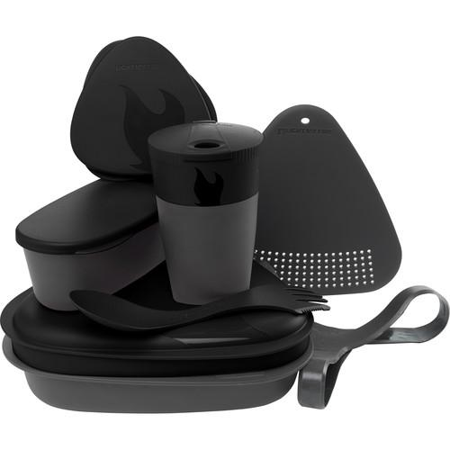 Light My Fire  MealKit 2.0 (Black) S-MK2-BLACK