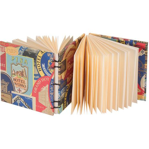 Lineco Dos-a-Dos Coptic Journal Kit with Ivory Pages BBHK141-20