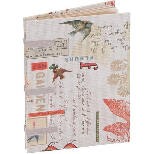 Lineco Linen Tape Journal Kit with Ivory Pages BBHK142-14