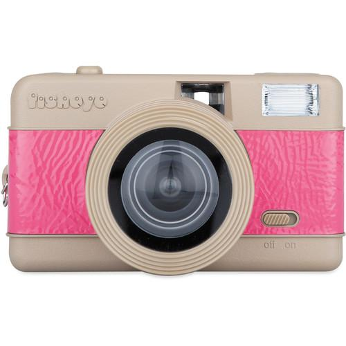 Lomography Fisheye One 35mm Camera (Beige Pink) FCP100BP