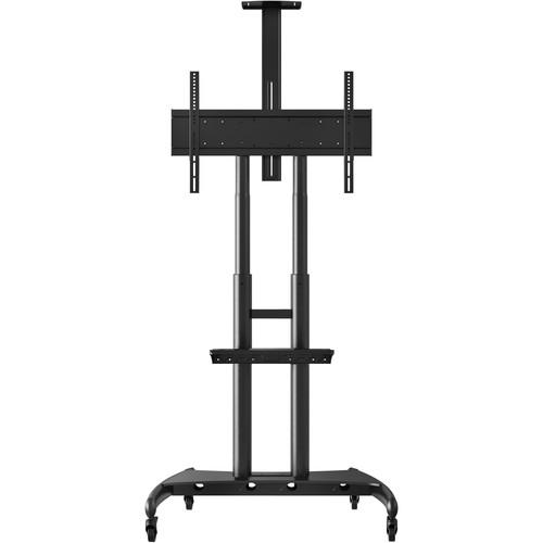 Luxor FP4000 Adjustable Height LCD TV Stand FP4000