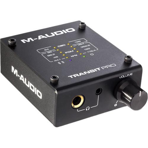 M-Audio Transit Pro USB to Optical/DSD Audio Converter