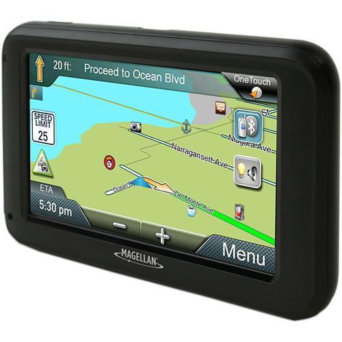 Magellan RoadMate RV5365T-LMB GPS Unit RV5365SGLUC