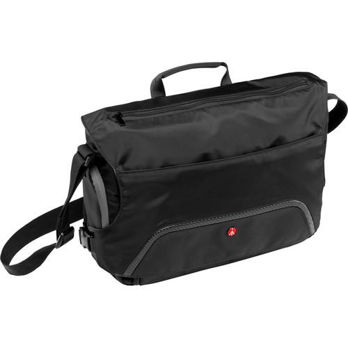 Manfrotto Large Active Messenger Bag (Black) MB MA-M-A