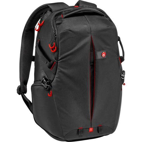 Manfrotto Prolight Reverse Access Backpack (Black) MB PL-BP-R
