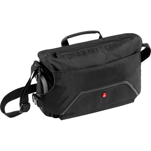 Manfrotto Small Active Messenger Bag (Black) MB MA-M-AS