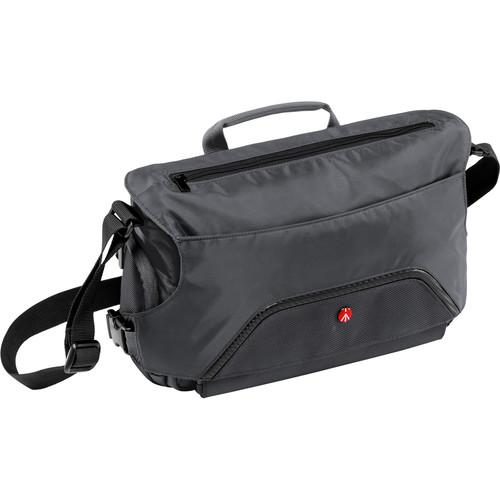 Manfrotto Small Active Messenger Bag (Gray) MB MA-MS-GY