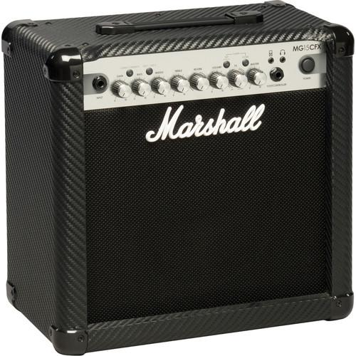 Marshall Amplification MG15CFX 4-Channel Solid-State MG15CFX-U