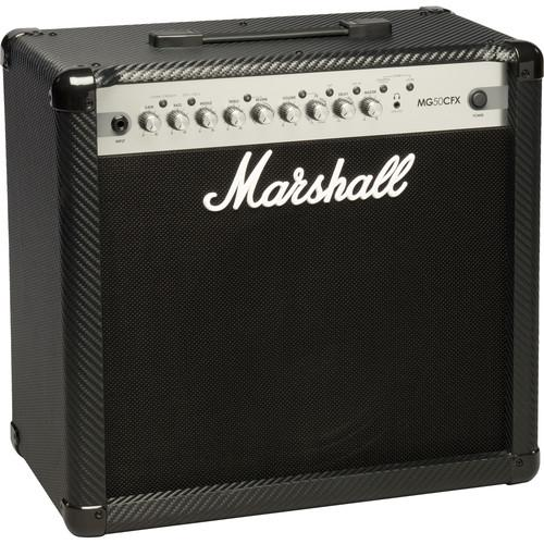 Marshall Amplification MG50CFX 4-Channel Solid-State MG50CFX-U