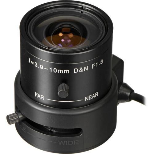 Marshall Electronics CS-Mount 3.9-10mm Varifocal Lens VS-M310A