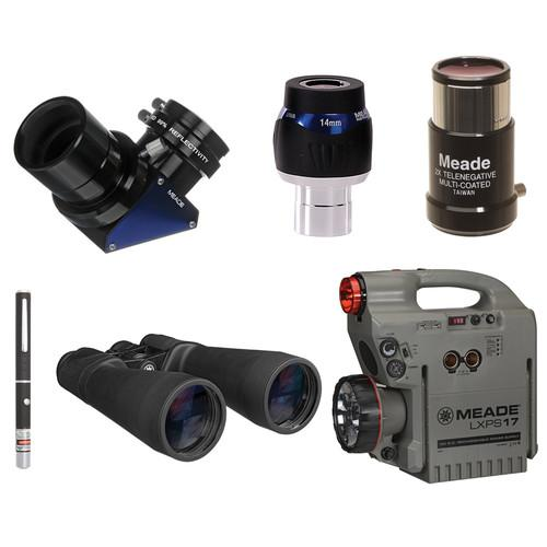 Meade Accessory Bundle #1 for 8
