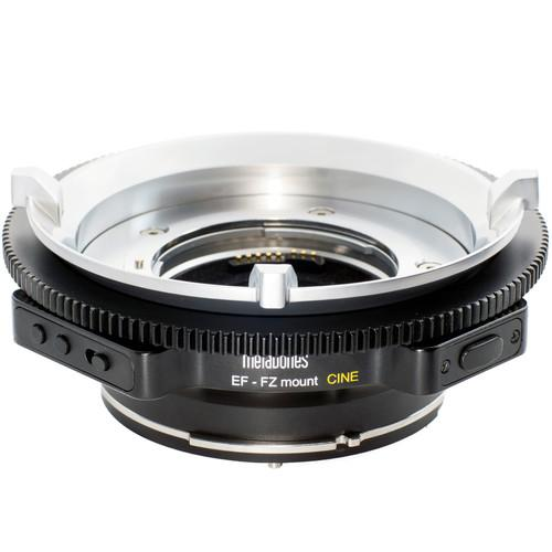 Metabones Canon EF to Sony FZ T CINE Smart Adapter MB_EF-FZ-BT1