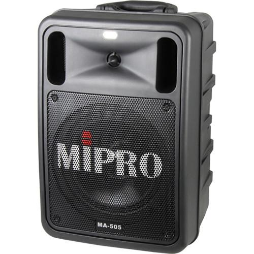 MIPRO MA-505PAB Portable Bluetooth-Enabled MA-505PAB (5A)