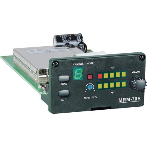 MIPRO Single-Channel Diversity Receiver Module MRM-70B (5A)