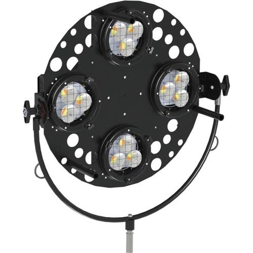 Mole-Richardson 900W Vari-SpaceLED Light with Yoke 9261Y