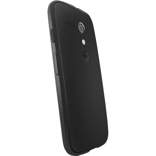 Motorola Grip Shells for Moto G 1st Gen (Licorice Black) 89694N