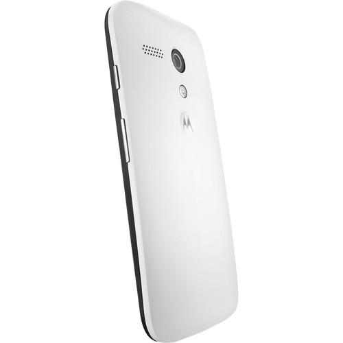 Motorola Moto G 1st Gen Replacement Shell (Chalk) 89684N