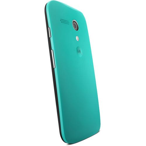 Motorola Moto G 1st Gen Replacement Shell (Turquoise) 89681N