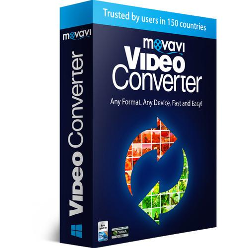 Movavi  Video Converter 16 MVC16BE-ESD