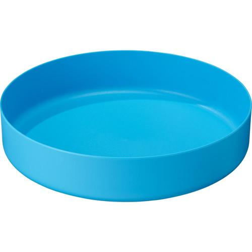 MSR  Deep Dish Plate (Blue, Medium) 6003
